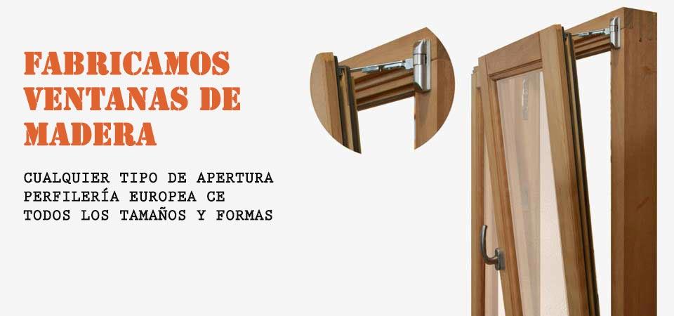 fabrica de ventanas de madera y ventanas rústicas