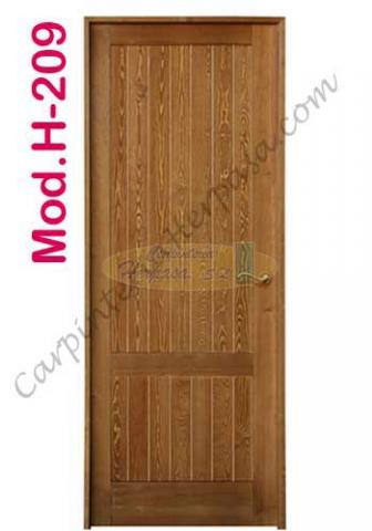 Puerta de Madera Interior Mod. H-209