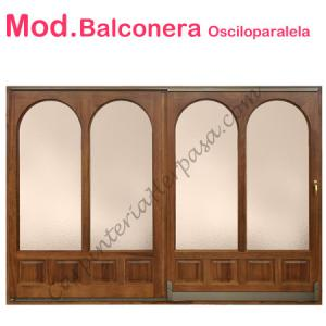 Balconera Osciloparalela