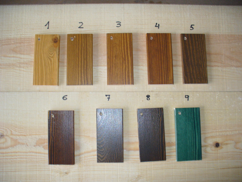 Caracter sticas ventanas madera - Barniz para madera colores ...